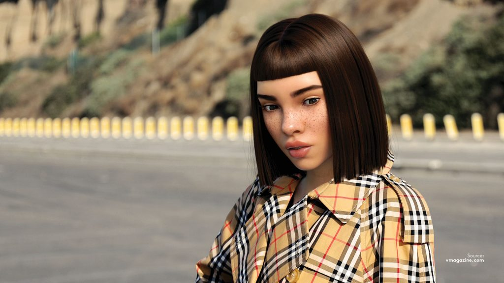 Outside Insight Lil Miquela social influencer