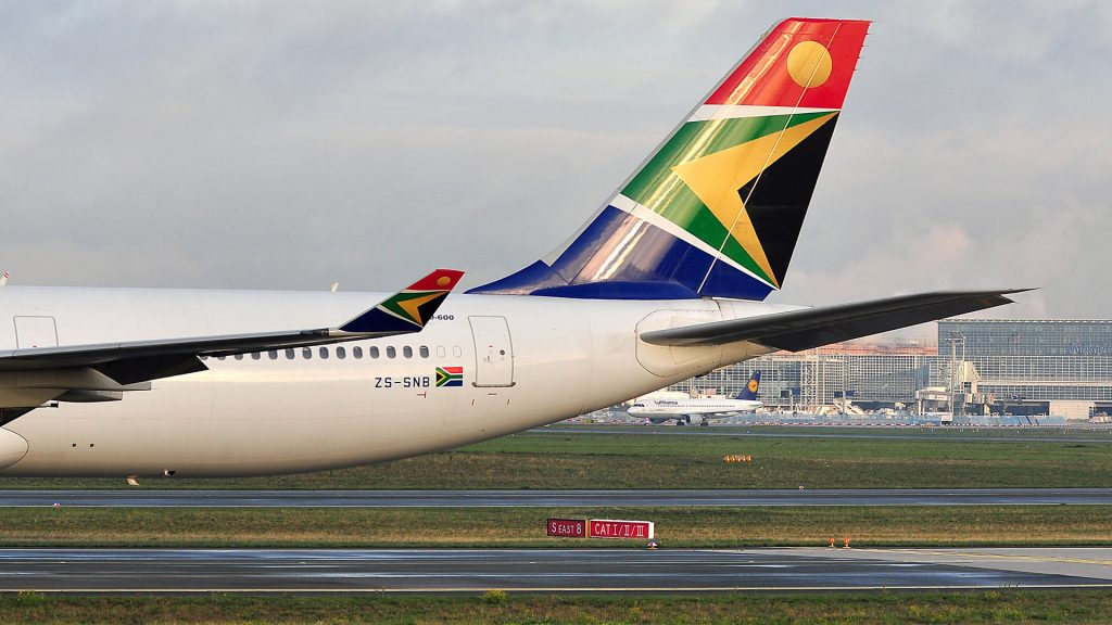 Outside Insight South African Airways trouble