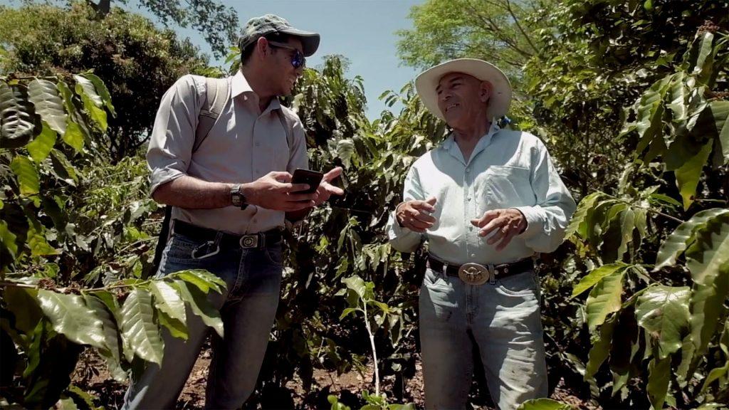 Outside Insight Enveritas coffee farm alternative data